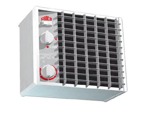 nagrzewnica elektryczna FRICO KOT C3 C5 C9