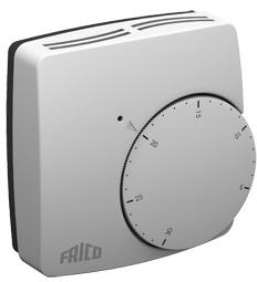 termostat programowany do nagrzewnic FRICO