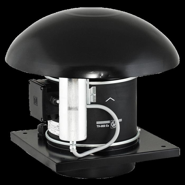 wentylator przeciwwybuchowy dachowy TH EX Venture Industries