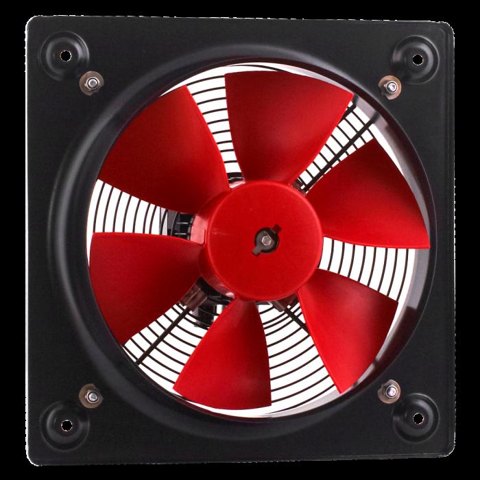 wentylator przeciwwybuchowy osiowy ścienny HCBT EX COMPACT Venture Industries