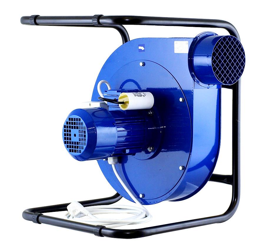 wentylator przemysłowy przenośny promieniowy dmuchawa ZWP