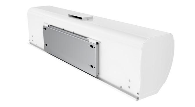 kurtyna powietrzna elektryczna ELIS C-E-150 FLOWAIR