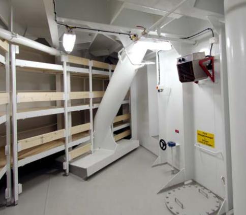 nagrzewnice elektryczne ELV na statki 440V 60Hz