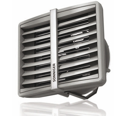 nagrzewnica wodna heater R2 sonniger